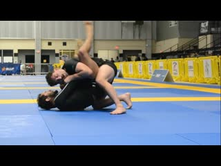 The Best Black Belt Absolute Submissions From No-Gi American Nationals