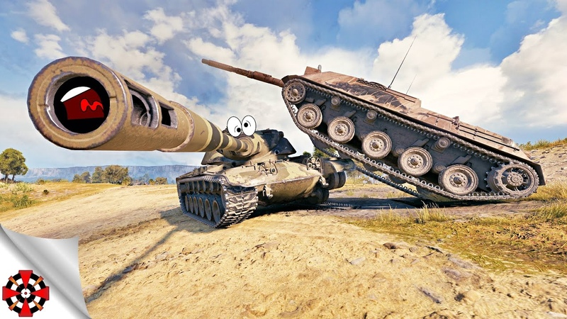 World of Tanks Funny Moments The Best WoT RNG Moments Fails Glitches 445