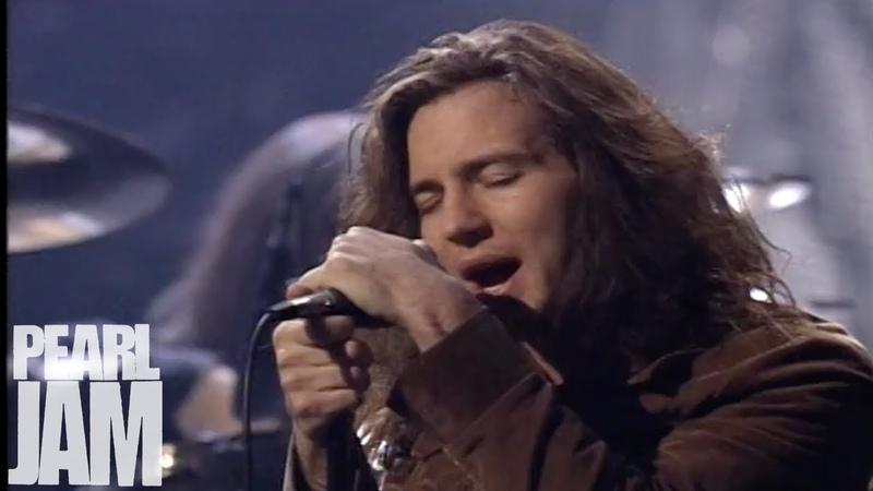 Black Live MTV Unplugged Pearl Jam