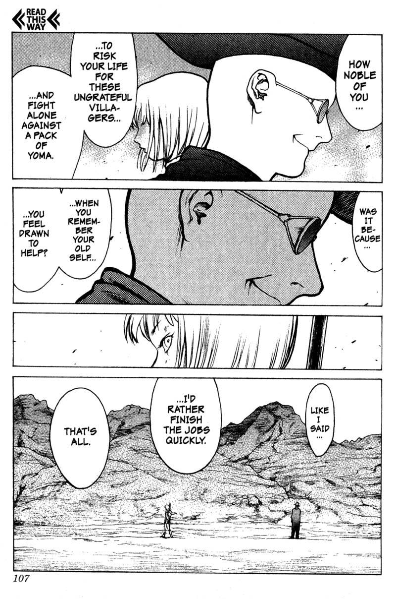 Claymore, Chapter 2, image #35