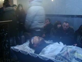 Как умирал Егор Летов.Похороны Егора Летова.Репортаж от