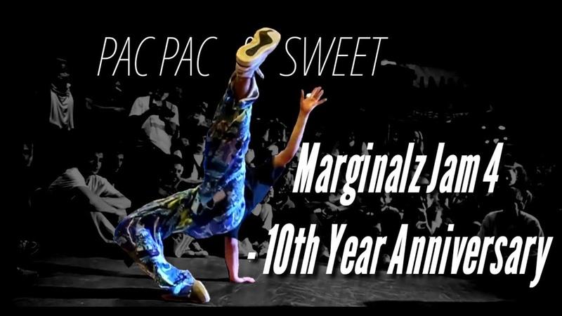 BBOY PAC PAC SWEET 🥇CHAMPION ▪︎ Marginalz Jam 4 10th Year Anniversary
