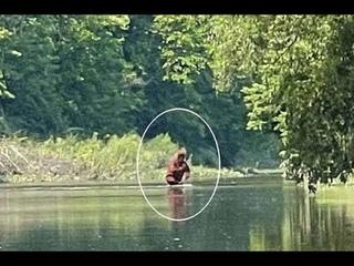 Nuevo video Viral de Pie Grande. Michigan EUA-USA - New Viral Big Foot footage