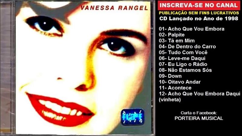 VANESSA RANGEL Palpite CD COMPLETO