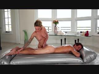Isabelle deltore – stepson surprise [hd1080, incest, massage, milf]
