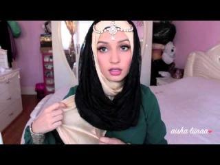 Two Wedding Hijab Tutorials