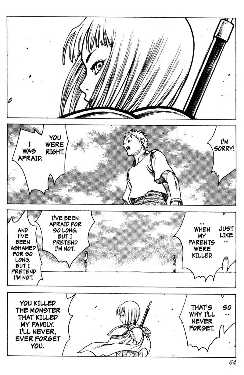Claymore, Chapter 1, image #63