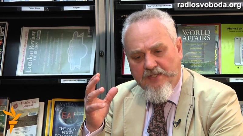 Російський історик Андрій Зубов Степан Бандера у мене викликає велику повагу