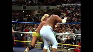 NWA-WCW Halloween Havoc 1989 (2/8) - Midnight Express/Williams vs Samoan Swat/Savage