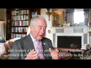 The prince of wales reflects on 50 years since his first speech on the environment