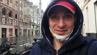 Моя поездка на Северное море. Север Франции. Город Лиль. Дюнкерк. Lille. Dunkerque Устрицы Suktinis.