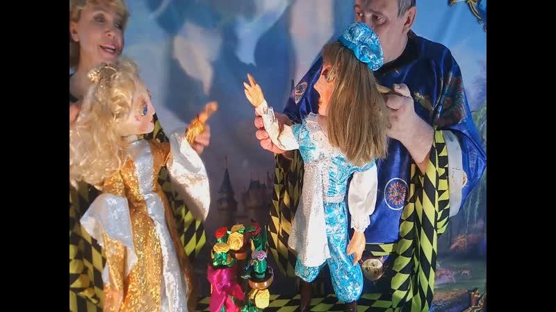 Золушка кукольный театр