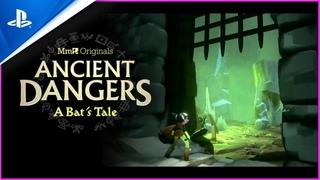 Dreams - Ancient Dangers: A Bat's Tale - Teaser   PS5, PS4