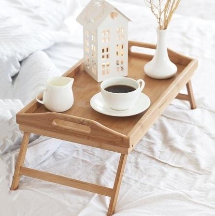 Столик для идеальных завтраков в постель -