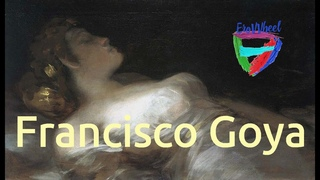Francisco Goya (1746 - 1828): Classical nude oil paintings