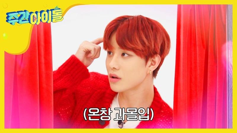 NCT 127 Weekly Idol 봄날의 정우 청순 시동 끝나따 뿌꾸뿌꾸 빵빵 l EP.453