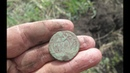 22.Разведка нового места,клад 141 монетка для будущих кладоискателей.