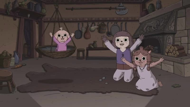 Дети Стражника