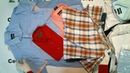 №4679 Рубашки мужские летние сток цена 1390 руб. за 1 кг/ 7.3 кг./32 шт/10140 руб за лот/ 317 руб
