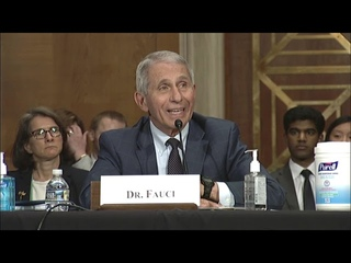 Sen. Braun to Dr. Fauci: Did Facebook consult with you when deciding what is COVID misinformation?
