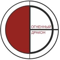 """Логотип Центр современного искусства """"Огненный дракон"""""""