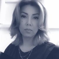 Фотография страницы Жанны Сапаровой ВКонтакте
