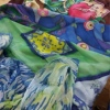Роспись одежды. Футболки. Шелковые платки. Батик
