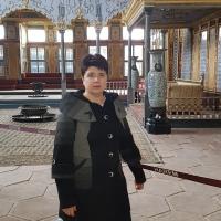 Фотография страницы Виктории Галузинской-Белоусовой ВКонтакте