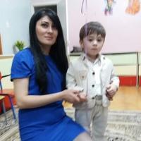 Фотография страницы Тамилы Мирзоевой ВКонтакте