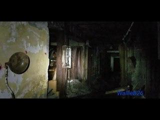 Abandoned Brownsville General Hospital  Nursing Home Night Exploration
