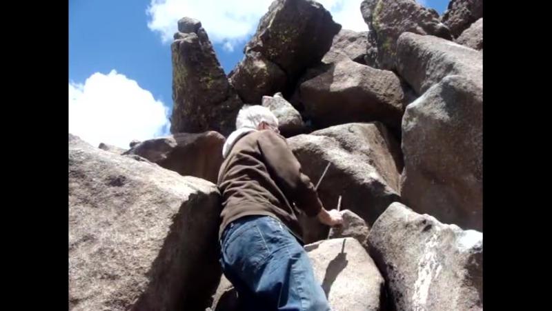 ...звонкие камни восточнее Бьютт Монтана.... видео Bill Ryder