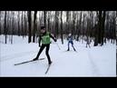 Сергиевская лыжня 23.02.2020 (любительская съёмка)