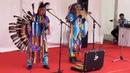 Перуанские индейцы в Москве 7