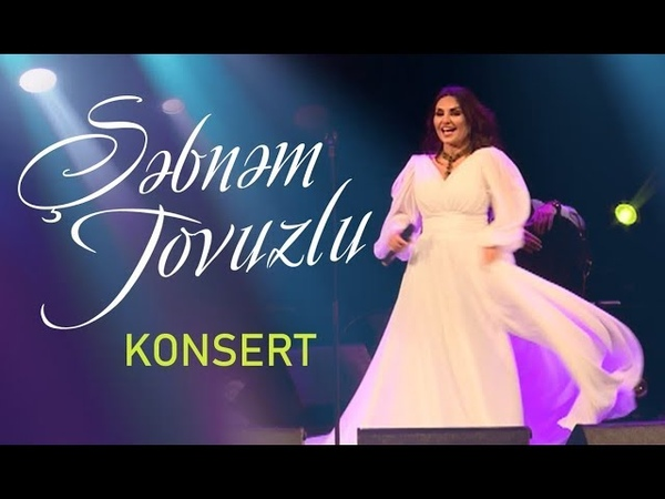 Şəbnəm Tovuzlu Konsert Konser
