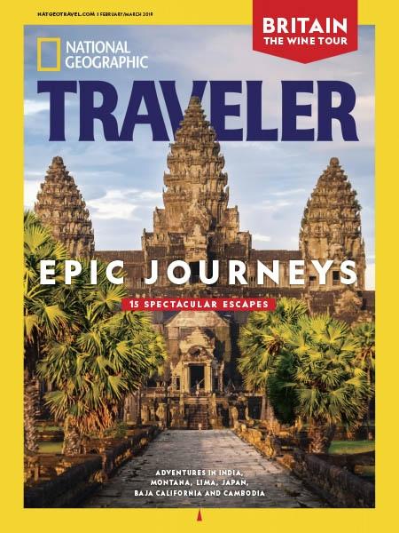 National Geographic Traveler USA 02.03 2019
