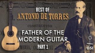 Hear 4 Torres guitars played by Andrew York, George Sakellariou, Johannes Möller and Taso Comanescu! (2021)