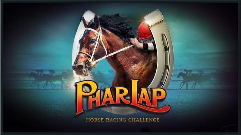 PHAR LAP Horse Racing Challenge NEW Game Announcement Trailer 2019 HD