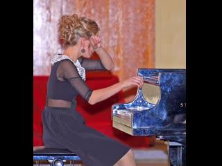 Мария Чугунова - Старшая группа 1 тур.  | VI Международный конкурс молодых пианистов им.А.А.Наседкина (Ярославль, 2017)