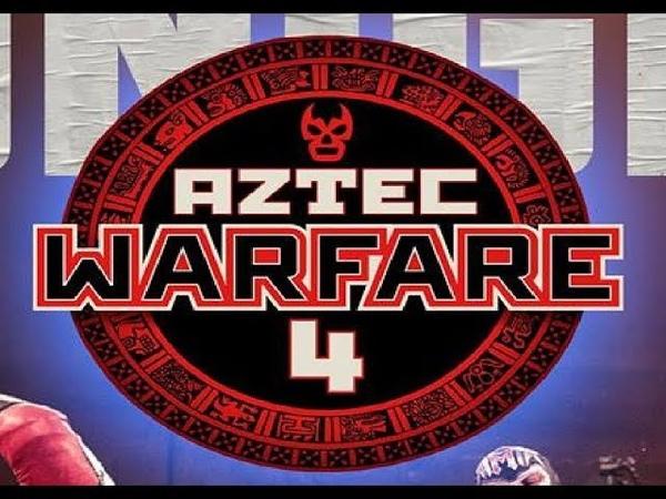 M2H Lucha Underground - Aztec Warfare IV 2018 Highlights