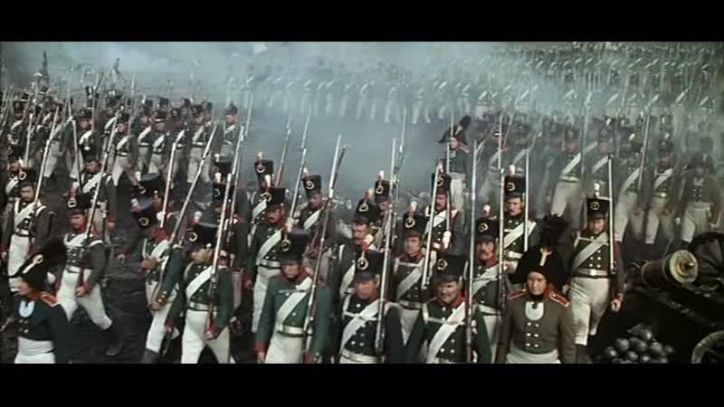 Марш на войне из к ф Война и мир