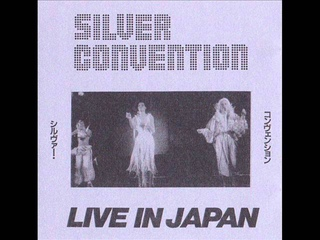 SILVER CONVENTION - LIVE IN JAPAN (1978)