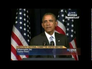 """Obama Responds to Russia Heckler: """"What the Heck Are You Talking About!?"""""""