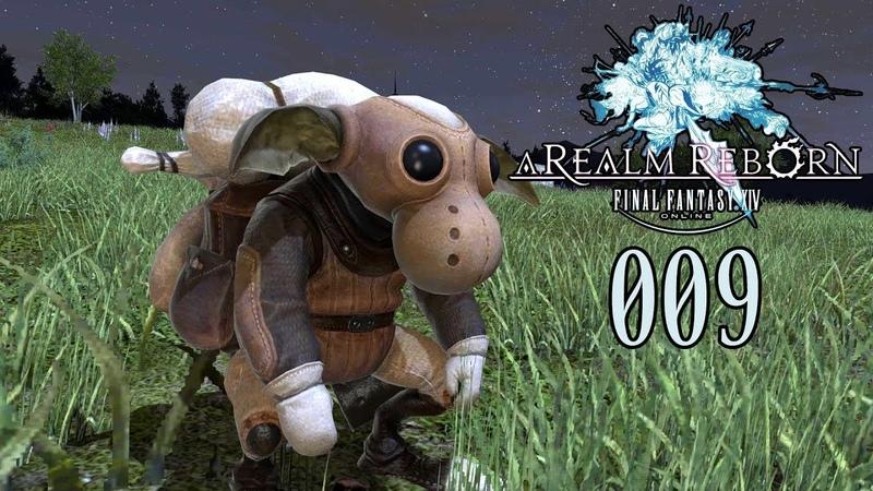 Final Fantasy 14 - ARR [Deutsch] 009 - Wütende Goblins