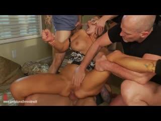 Nikki Sexx  Gangbang [BDSM, porno, Sex, kinky, hardcore, rough, бдсм, секс, порно, жестко]