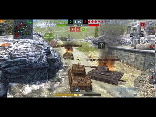 МАСТЕР на M6A2E1 EXP Гусь