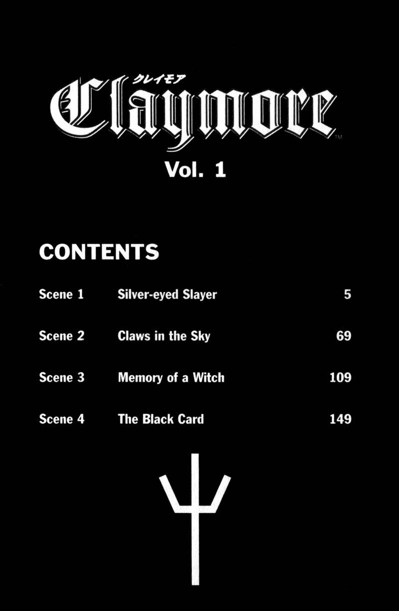 Claymore, Chapter 1, image #5