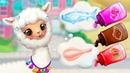 МОРОЖЕНОЕ для Животных 2 Готовка челлендж с Кидом в Swirly Icy Pops Surprise DIY Ice на пурумчата