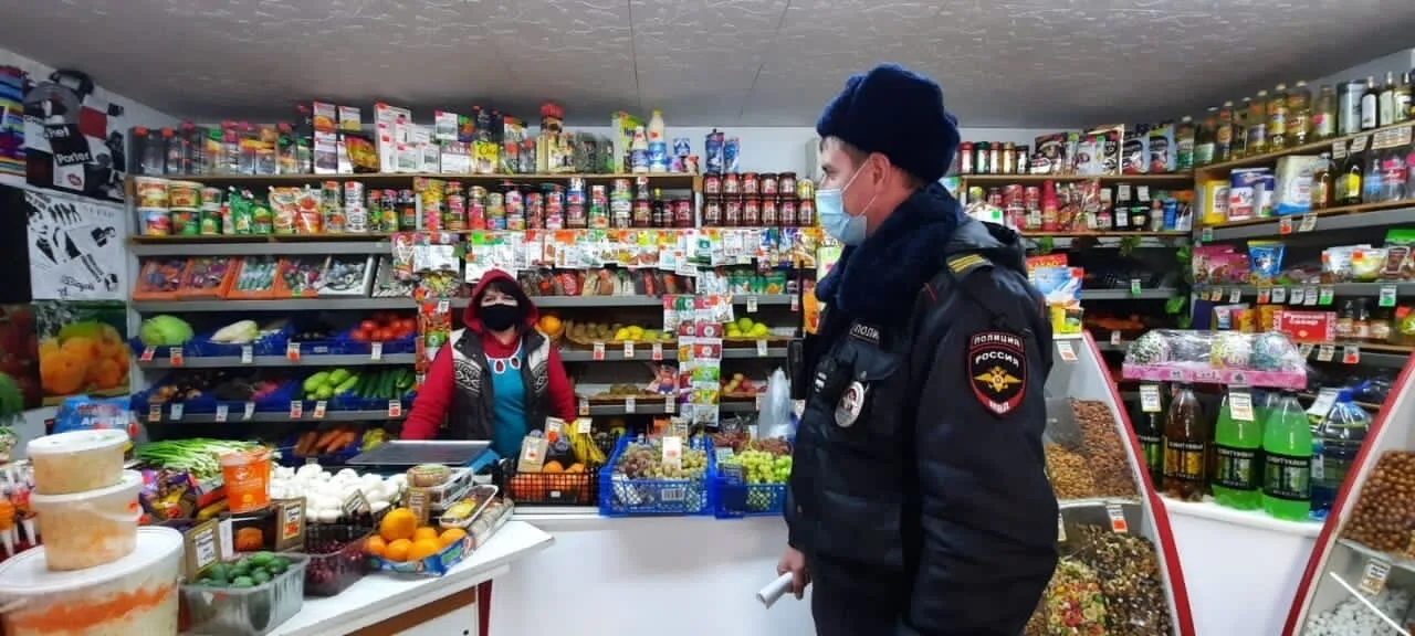 В Петровске состоялся очередной межведомственный рейд по проверке соблюдения противоэпидемических требований