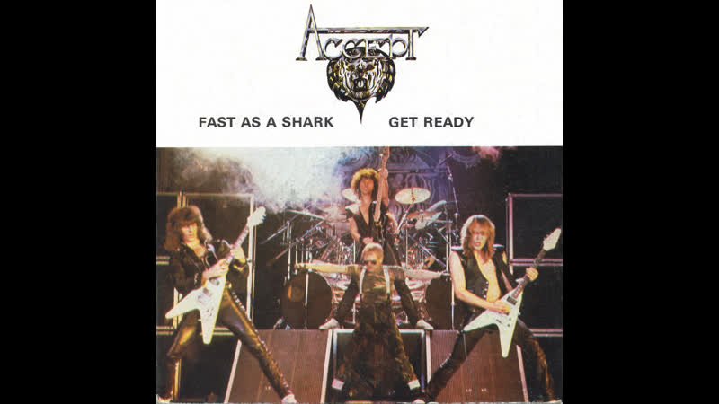 ACCEPT - Fast As A Shark - Restless And Live