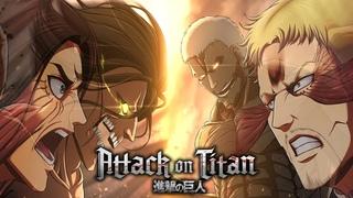 Attack on Titan Season 4 OST: YOUSEEBIGGIRL (Eren Transformation Theme) | EPIC VERSION